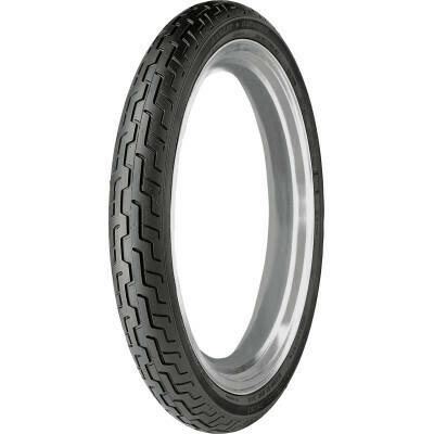 Dunlop D402 MT90-16 72H Front Tire, Harley Blackwall (45006403, 3020-91)