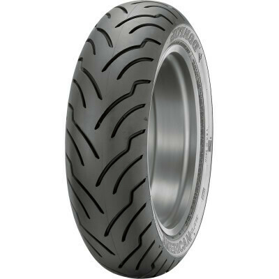 Dunlop American Elite 180/65B16 81H Rear Tire, Blackwall (45131267, 0306-0324)