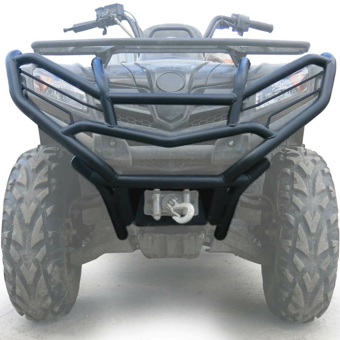 Rival Full Front Brush Guard Bumper - CFMOTO CFORCE 400 | 400 HO | 500 S | 500 HO (2444-6874-1)