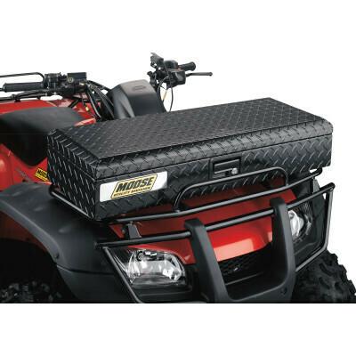 Moose ATV Aluminum Front Storage Universal Trunk Box (3505-0047)