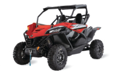 2021 CFMOTO ZFORCE 950 Sport EPS SSV 4x4 Red