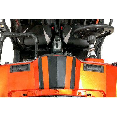 Moose CFMOTO ZFORCE Cab Heater w/Defrost (4510-1449)