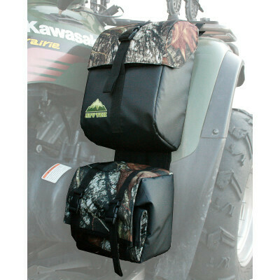 ATV-TEK Arch Fender Storage Cargo Bag, Brown Camo (AFMOB, 3509-0022)