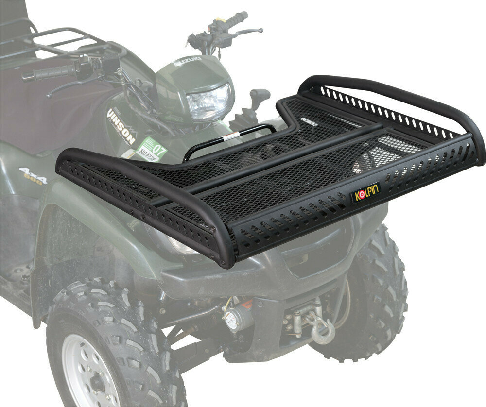 Kolpin ATV Front/Rear Flat Basket Rack (53400, 23-2005)