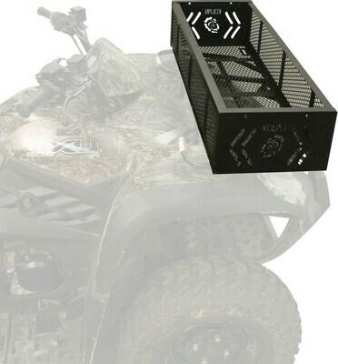 Kolpin ATV Front/Rear Gear Basket Rack (53360, 23-2008)