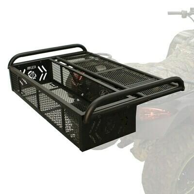 Kolpin ATV Rear Convertible Drop Basket Rack (53350, 23-2004)