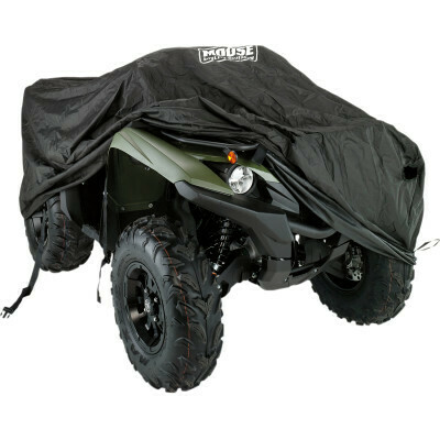 Moose ATV Xlarge Cover Trailerable, Black (4002-0101)