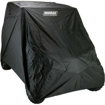 Moose UTV Cover 4-Seater Zipper Entry, Black (4002-0104)