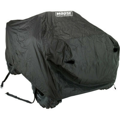 Moose ATV 2Xlarge Cover Trailerable, Black (4002-0102)