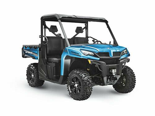 2021 CFMOTO UFORCE 1000 EPS UTV 4x4 Blue