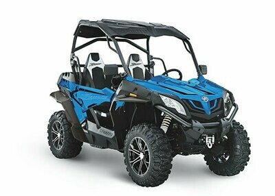 2021 CFMOTO ZFORCE 800 Trail EPS SSV 4x4 Blue