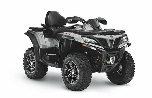 2021 CFMOTO CFORCE 800 XC EPS ATV 4x4 Grey