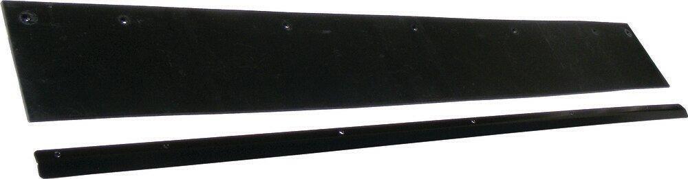 """Open Trail KFI 54"""" Snow Plow Rubber Flap Kit (10-5014)"""