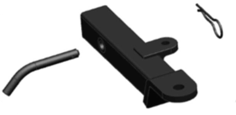 """CFMOTO 2"""" Receiver Hitch Tow Bar, UFORCE 500/800 OEM (5BY#-808100)"""