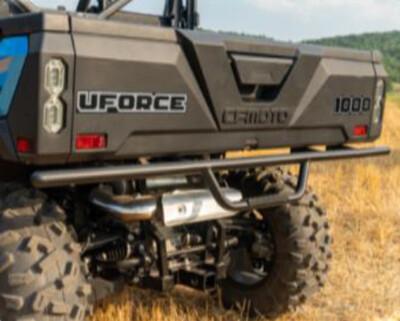 CFMOTO UFORCE 1000 Rear Bumper Brush Guard, OEM (5HY#-801200-1000)