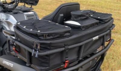 CFMOTO CFORCE 600 Soft Rear Storage Bag, OEM (9DS#-809200-6000)