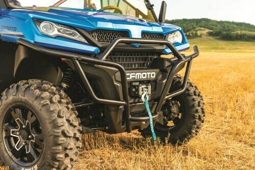 CFMOTO UFORCE 1000 Front Bumper Brush Guard, OEM (5HY#-801100-1000)