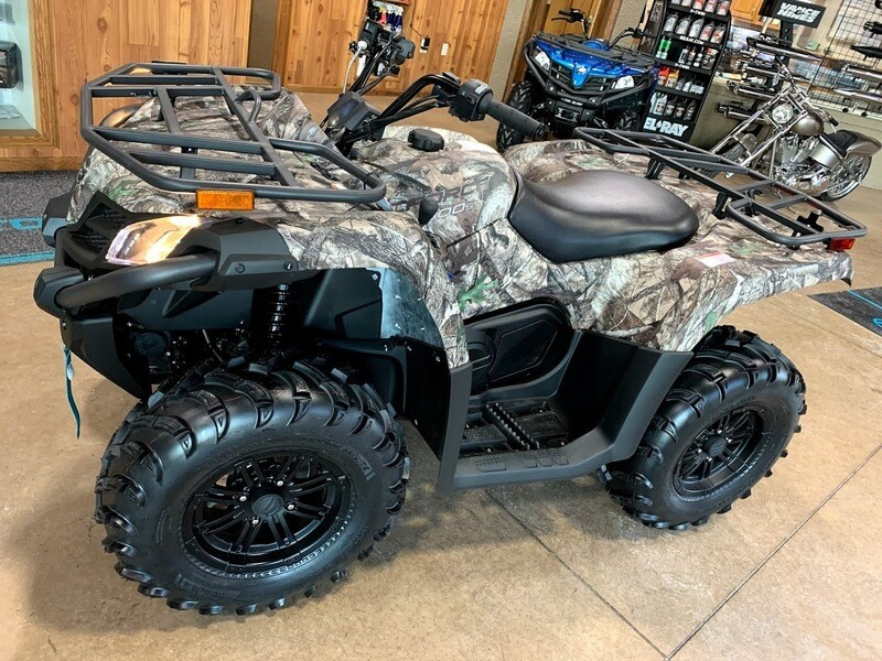 2021 CFMOTO CFORCE 500 S EPS ATV 4x4 Camo