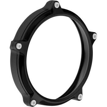 Roland Sands Black Ops Vintage 5.75 Headlight Bezel (0207-2008VIN, 2001-0801)