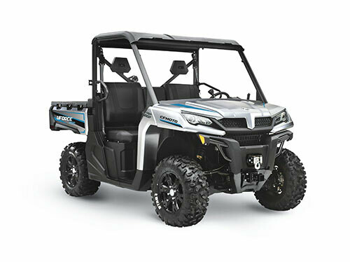2021 CFMOTO UFORCE 1000 EPS UTV 4x4 Grey