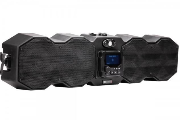 CFMOTO UFORCE/ZFORCE Radio Audio System AM/FM/Bluetooth, OEM (UNIS-850100)