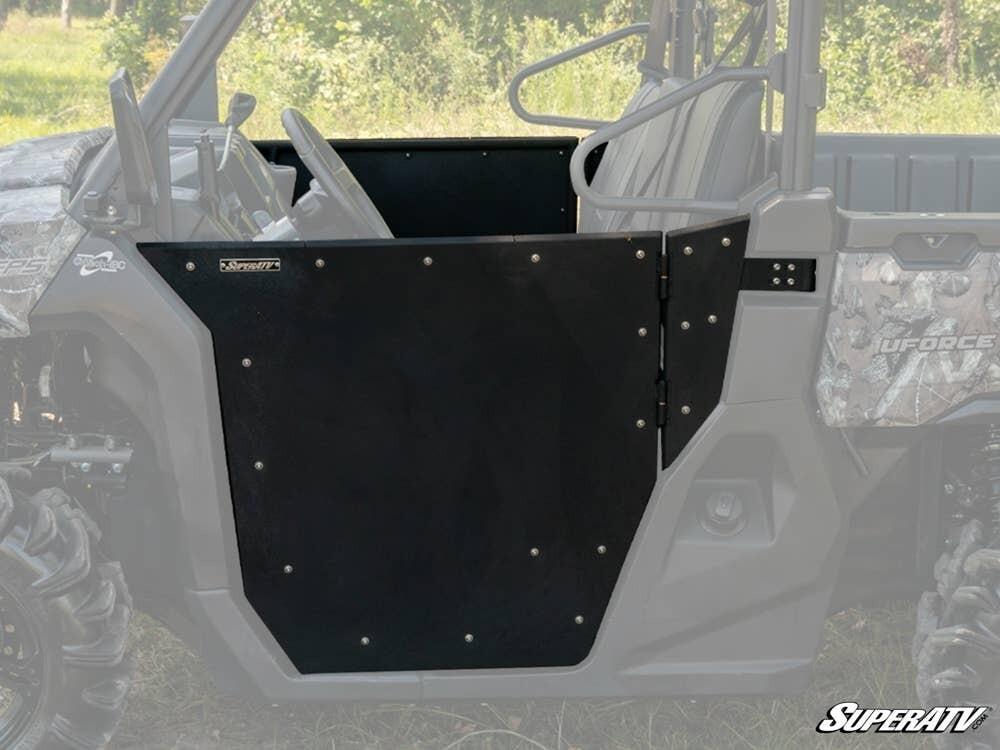 SuperATV CFMOTO UForce 1000 Doors Aluminum (DOOR-CF-UF1000-00)