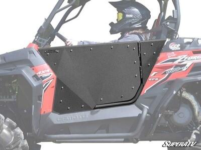 SuperATV CFMOTO ZForce Doors Aluminum, 500/800/1000 (DOOR-CF-ZF800EX-00)