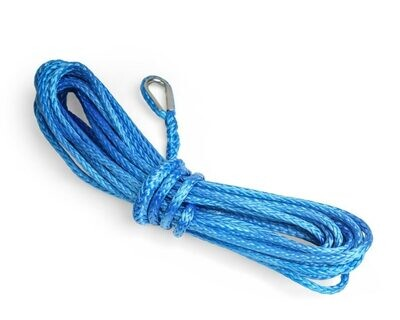 CFMOTO Winch Rope Synthetic 40' Blue, OEM (7020-800750)