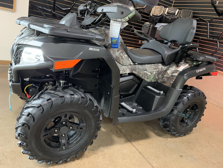 2021 CFMOTO CFORCE 600 Touring EPS ATV 4x4 Camo