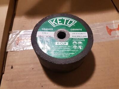 Keto K-Cup Grinding Wheel
