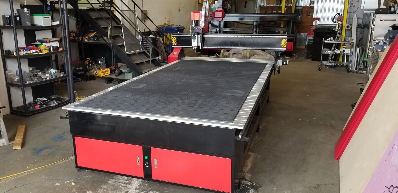 CNC PLASMA TABLE 5' x 10' (read description)