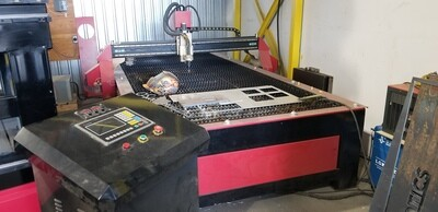 CNC Router 5' x 10' 220v 1ph (read description)