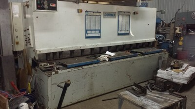 Durma DHGM 3010 Shear (tested / Year 2000)