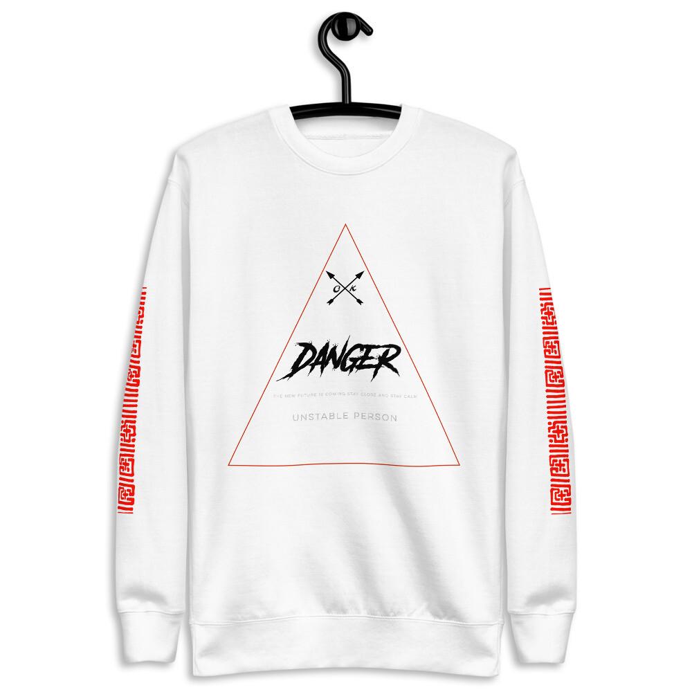 Okovich Danger Sweatshirt