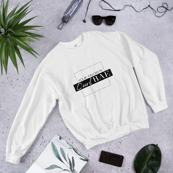 Curl Bae Sweatshirt