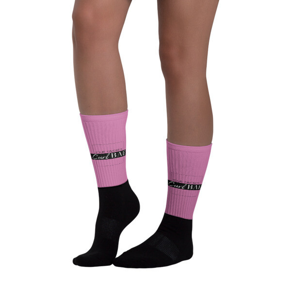 Curl Bae Socks