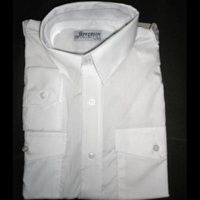 Pilot Shirt Closed Neck/Long Sleeve - 46 XL