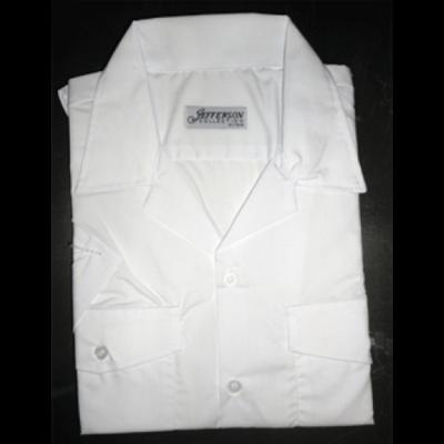 Pilot Shirt Open Neck/Short Sleeve - 46 XL
