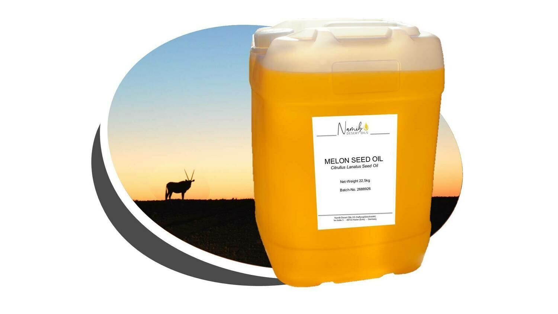 Kalahari Melon Öl - im 25 Liter Kanister