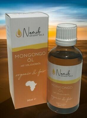 Mongongo - vitaminreiche Pflege für beanspruchte Haut