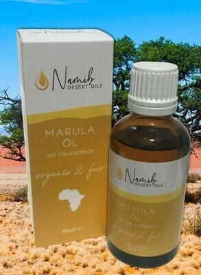 Marula - für die tägliche Pflege von Haut und Haar