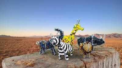 Kleine Kunstwerke aus Namibia