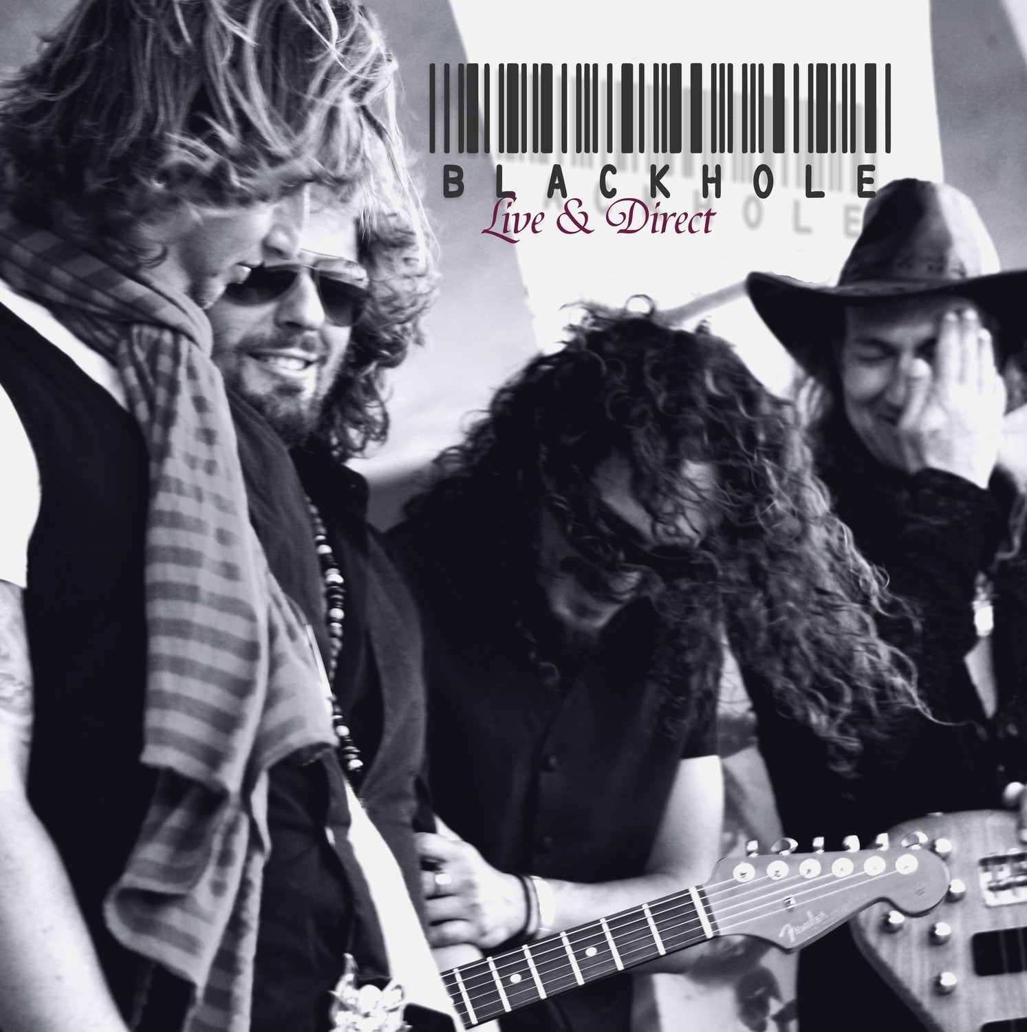 BLACK HOLE LIVE AND DIRECT (MP3 DOWNLOAD)