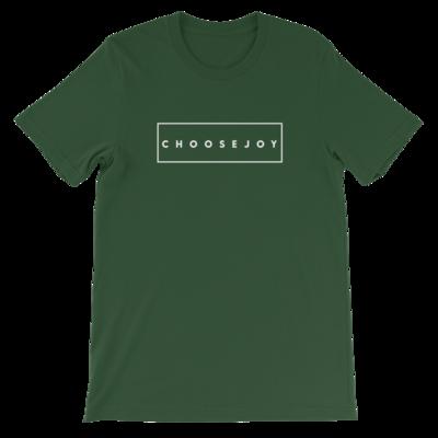 Choose Joy - Unisex Adult T-Shirt