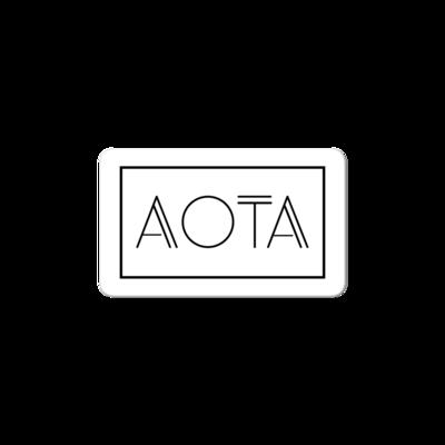 AOTA Stickers