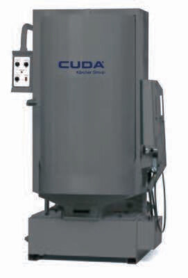 CUDA 2848 Front Load Parts Washer Model 208 Volt Single Phase