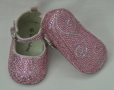 Baby Booties, Crib Shoes