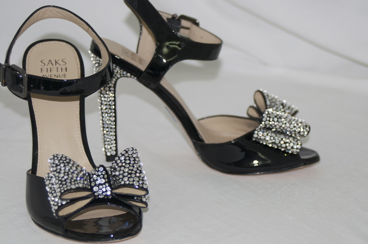 Swarovski your Party Heels or Dancing Shoes