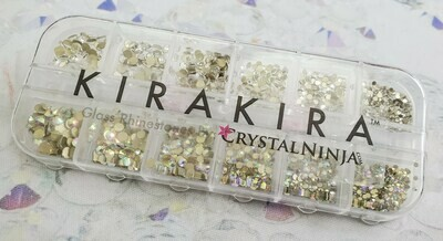 KiraKira Assortment Box1: Clear & Clear AB