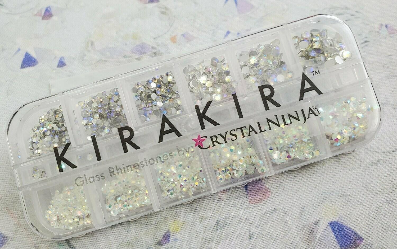 KiraKira Assortment Box2: Starry AB & Transparent AB